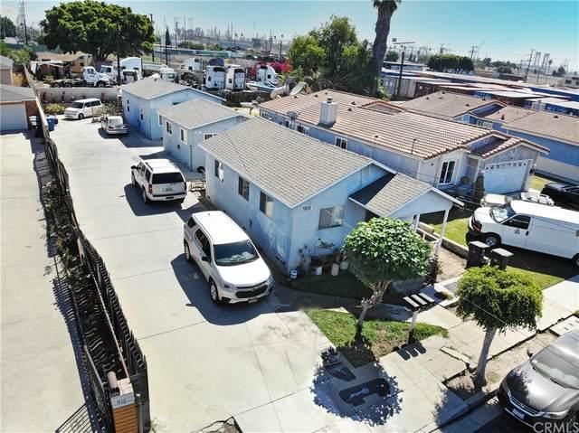 908 Mcfarland Avenue, Wilmington, CA 90744 (#DW21201887) :: Latrice Deluna Homes