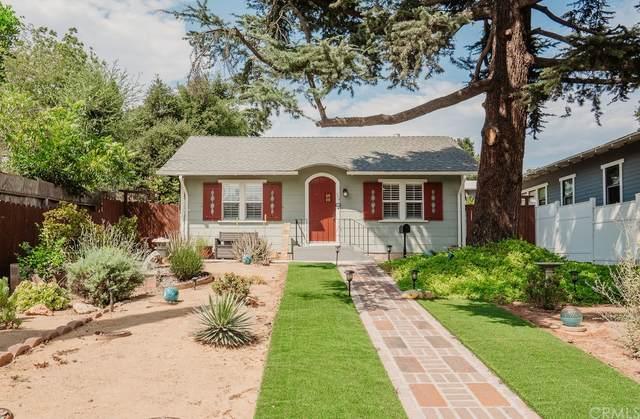 119 W 5th Street, San Dimas, CA 91773 (#SW21199643) :: Robyn Icenhower & Associates
