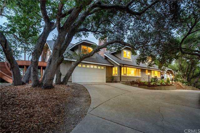 1025 Rimrock Lane, San Luis Obispo, CA 93401 (MLS #SC21194292) :: The Zia Group