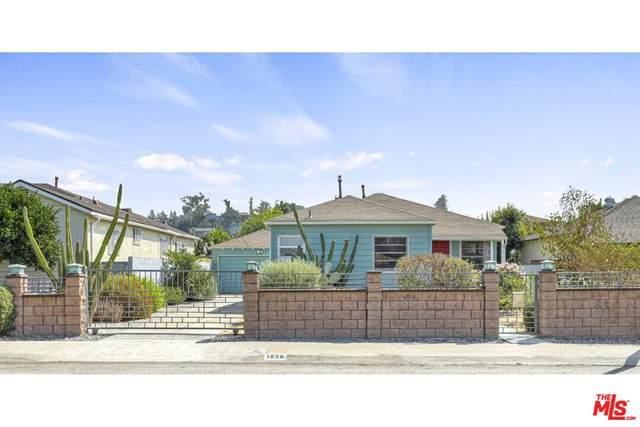 1826 N Ditman Avenue, Los Angeles (City), CA 90032 (#21782892) :: Zen Ziejewski and Team