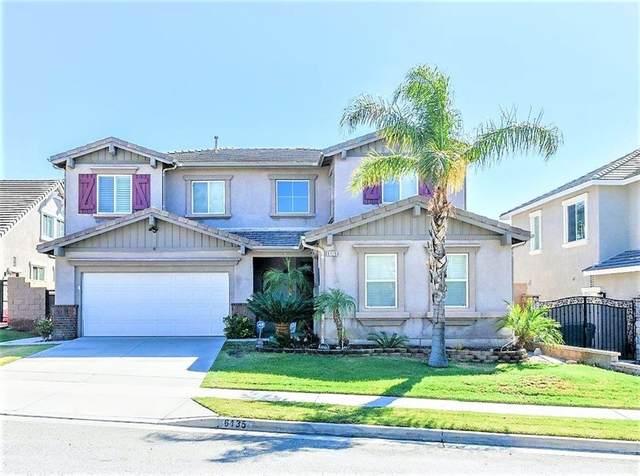 6135 Cedar Hill Place, Rancho Cucamonga, CA 91739 (#CV21201801) :: Corcoran Global Living