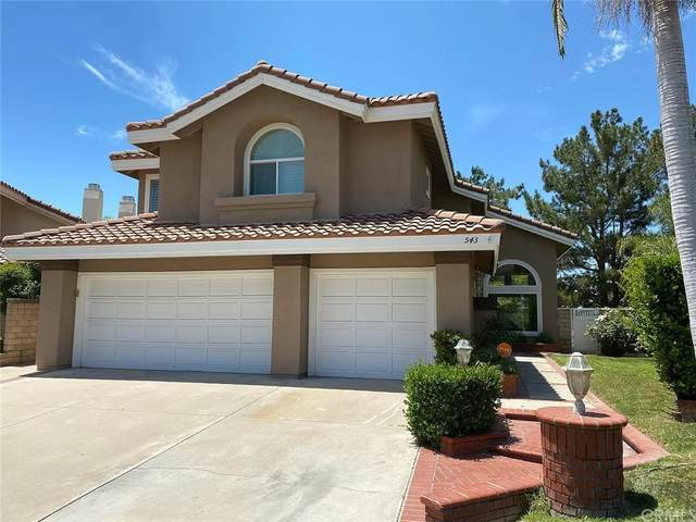 543 S Morningstar Drive, Anaheim Hills, CA 92808 (#PW21201487) :: Steele Canyon Realty