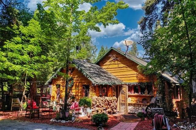 780 Burnt Mill Road, Lake Arrowhead, CA 92352 (#EV21202001) :: American Real Estate List & Sell