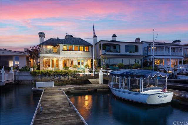 748 Via Lido Nord, Newport Beach, CA 92663 (#NP21194953) :: The Marelly Group | Sentry Residential