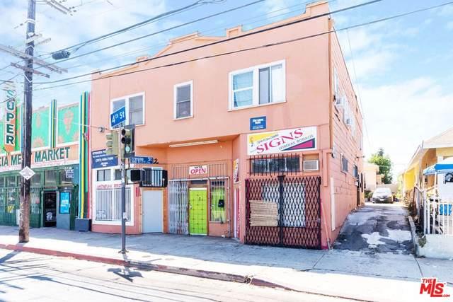 3108 E 4Th Street, Los Angeles (City), CA 90063 (#21783004) :: Corcoran Global Living