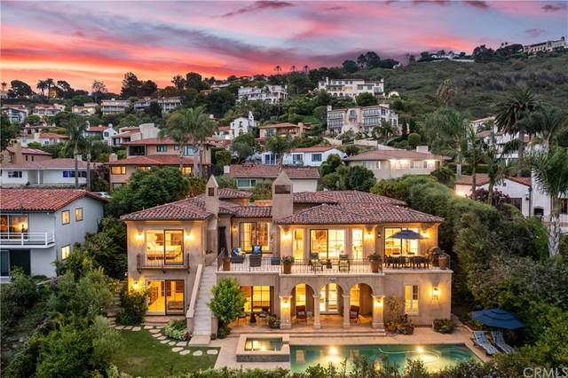 1509 Via Montemar, Palos Verdes Estates, CA 90274 (#SB21180594) :: Blake Cory Home Selling Team