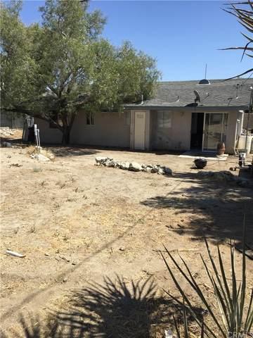 11040 Hess Boulevard, Morongo Valley, CA 92256 (#JT21201987) :: RE/MAX Empire Properties