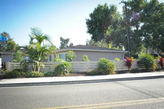 202 204 W Los Angeles Drive, Vista, CA 92083 (#NDP2110648) :: Corcoran Global Living
