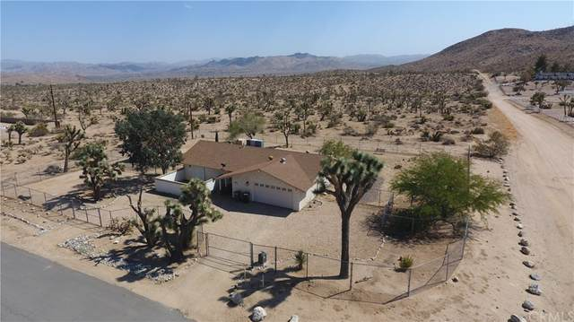 58509 Campero Drive, Yucca Valley, CA 92284 (#JT21201411) :: Swack Real Estate Group   Keller Williams Realty Central Coast