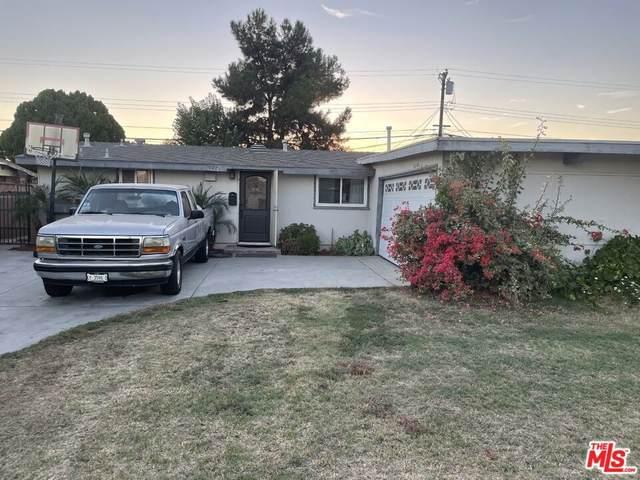 1221 N Aldenville Avenue, Covina, CA 91722 (#21782032) :: Zutila, Inc.