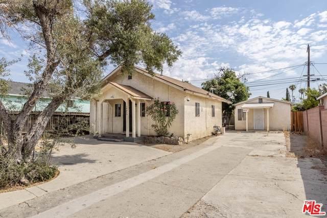 10632 El Dorado, Pacoima, CA 91331 (#21783308) :: Steele Canyon Realty