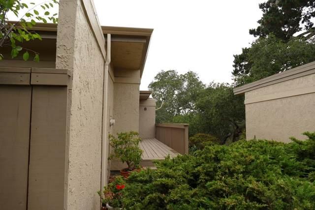 8 Montsalas Drive, Monterey, CA 93940 (#ML81862458) :: The Kohler Group