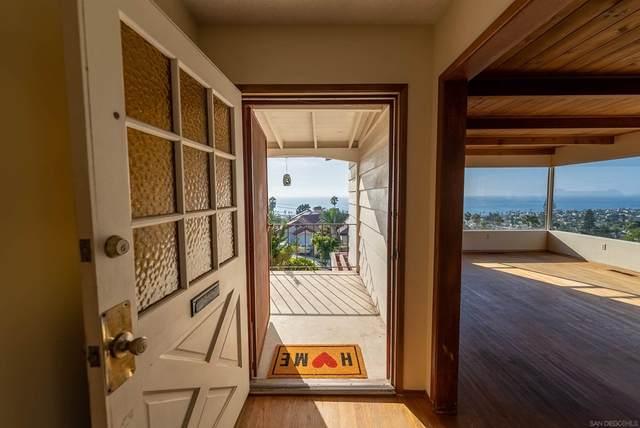 1305 Trieste Dr., San Diego, CA 92107 (#210026072) :: Cane Real Estate