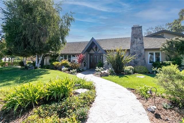 25 Harbor Sight Drive, Rolling Hills Estates, CA 90274 (#SB21176367) :: Wendy Rich-Soto and Associates
