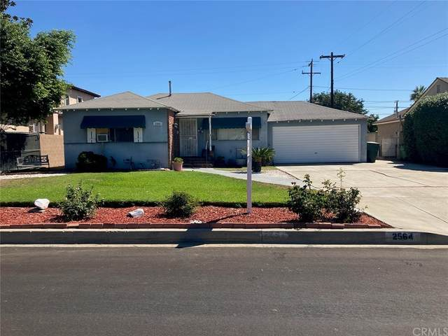 2564 Doolittle Avenue, Arcadia, CA 91006 (MLS #WS21202297) :: The Zia Group