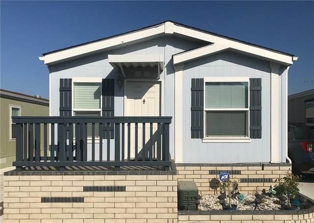 13972 Francisquito Avenue #27, Baldwin Park, CA 91706 (#SR21202317) :: RE/MAX Masters