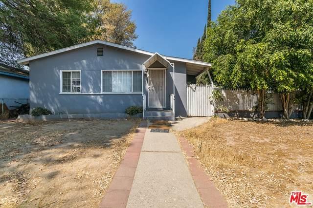 8557 Chimineas Avenue, Northridge, CA 91325 (#21783150) :: Steele Canyon Realty