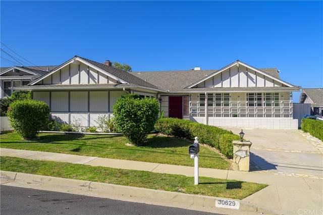 30629 Rue Valois, Rancho Palos Verdes, CA 90275 (#SB21197630) :: Steele Canyon Realty