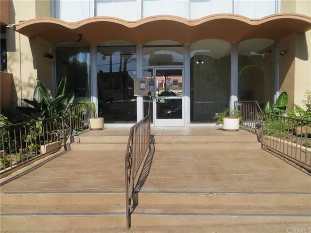 805 Glenway Drive #306, Inglewood, CA 90302 (#RS21201346) :: RE/MAX Empire Properties