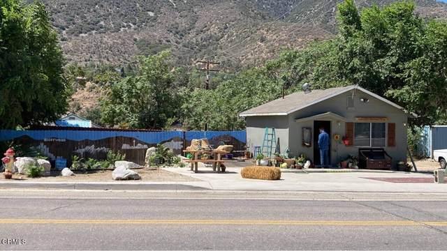 3408 Mt Pinos Way, Frazier Park, CA 93225 (#V1-8381) :: Jett Real Estate Group