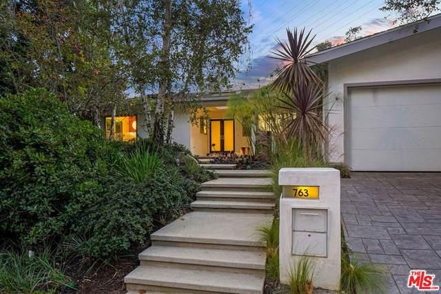 763 N Kenter Avenue, Los Angeles (City), CA 90049 (MLS #21779274) :: The Zia Group