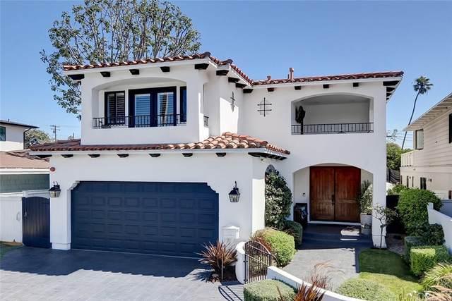 2304 Elm Avenue, Manhattan Beach, CA 90266 (#SB21197598) :: Corcoran Global Living