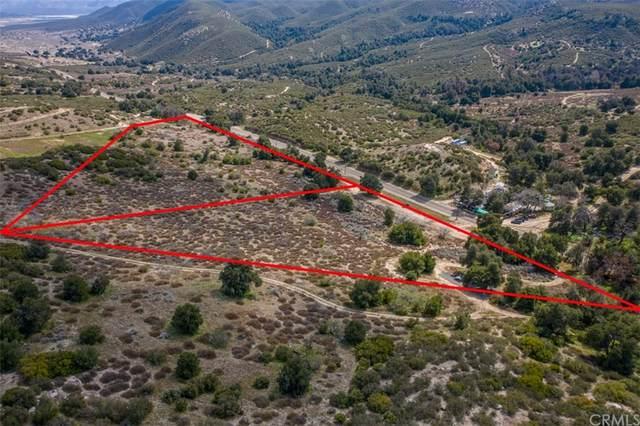 0 San Felipe Road, Warner Springs, CA 92086 (#ND21202494) :: Corcoran Global Living