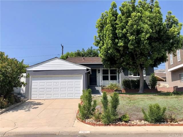 741 Bungalow Drive, El Segundo, CA 90245 (#SB21190462) :: Go Gabby