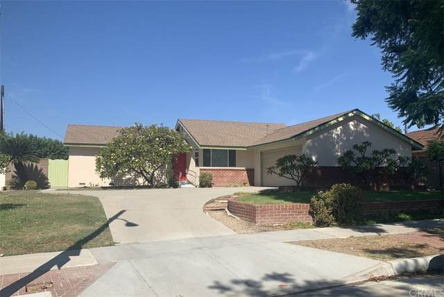 13339 Fonseca Avenue, La Mirada, CA 90638 (#PW21199086) :: Steele Canyon Realty