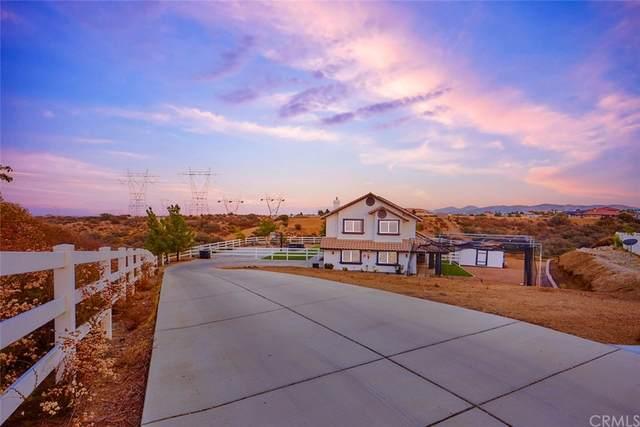 9849 Farmington Street, Oak Hills, CA 92344 (#OC21202651) :: Zember Realty Group