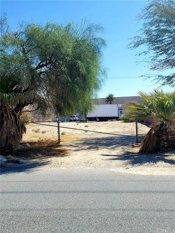 13320 Caliente Drive, Desert Hot Springs, CA 92240 (#EV21202654) :: The Houston Team   Compass