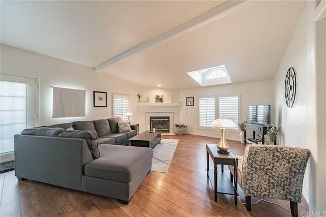 23301 Ridge Route Dr #229, Laguna Hills, CA 92653 (#OC21201435) :: Berkshire Hathaway HomeServices California Properties