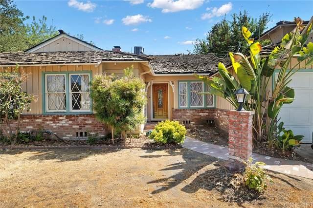 12804 Hatteras Street, Valley Village, CA 91607 (#SR21202534) :: Jett Real Estate Group