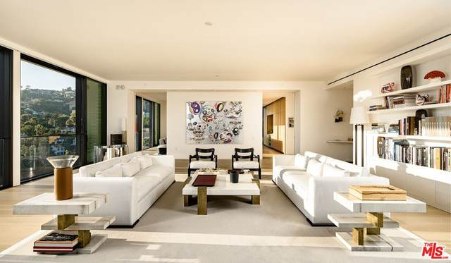 9040 Sunset Boulevard #1101, West Hollywood, CA 90069 (MLS #21782376) :: The Zia Group