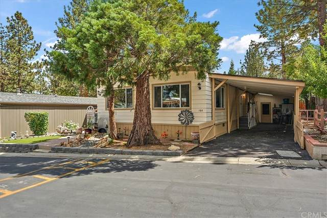 391 Montclair Drive #164, Big Bear, CA 92314 (#EV21202741) :: Jett Real Estate Group