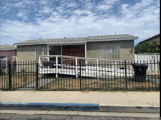 835 W Palmer Street, Compton, CA 90220 (#OC21202765) :: Compass