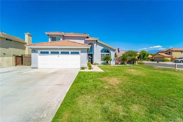 1409 Avena Way, San Jacinto, CA 92582 (#CV21197438) :: RE/MAX Empire Properties