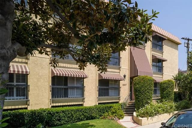 11507 Moorpark Street #202, Studio City, CA 91602 (#SR21202016) :: The Marelly Group   Sentry Residential