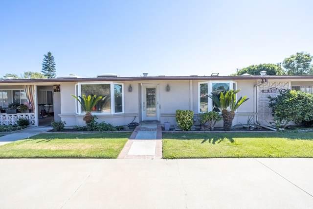 13281 El Dorado 205 J, Seal Beach, CA 90740 (MLS #PW21201413) :: Desert Area Homes For Sale