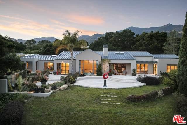 796 Hot Springs Road, Santa Barbara, CA 93108 (#21783580) :: Corcoran Global Living