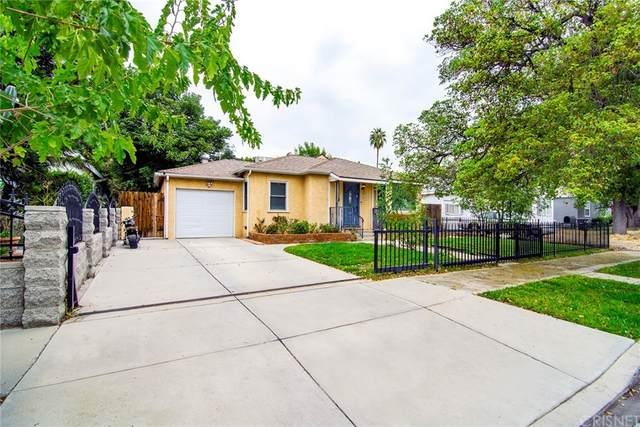 15513 Cohasset Street, Van Nuys, CA 91406 (#SR21200446) :: Corcoran Global Living