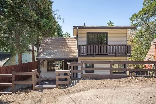 29227 Lake Brook Avenue, Cedar Glen, CA 92321 (#CV21202865) :: Swack Real Estate Group | Keller Williams Realty Central Coast