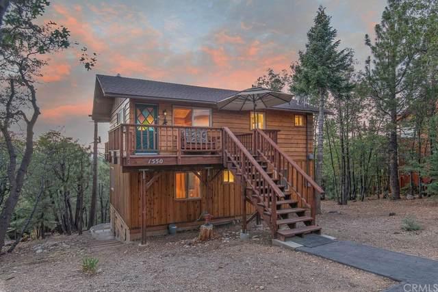 1550 Coyote Court, Big Bear, CA 92314 (#OC21202776) :: Steele Canyon Realty