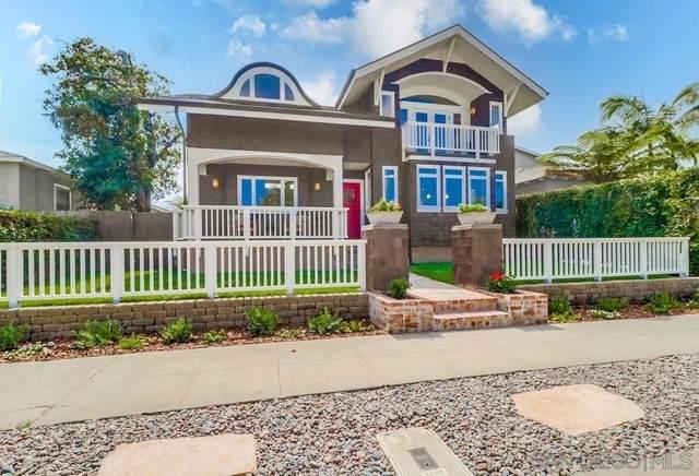 4353 Narragansett Ave, San Diego, CA 92107 (#210026127) :: Cane Real Estate
