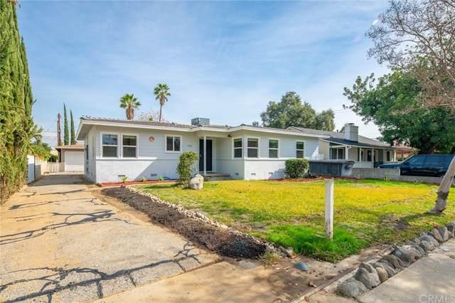 1120 Highland Oaks Drive, Arcadia, CA 91006 (MLS #AR21202985) :: The Zia Group