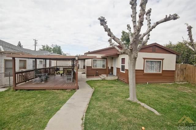 211 Oildale, Bakersfield, CA 93308 (#SR21202742) :: Jett Real Estate Group