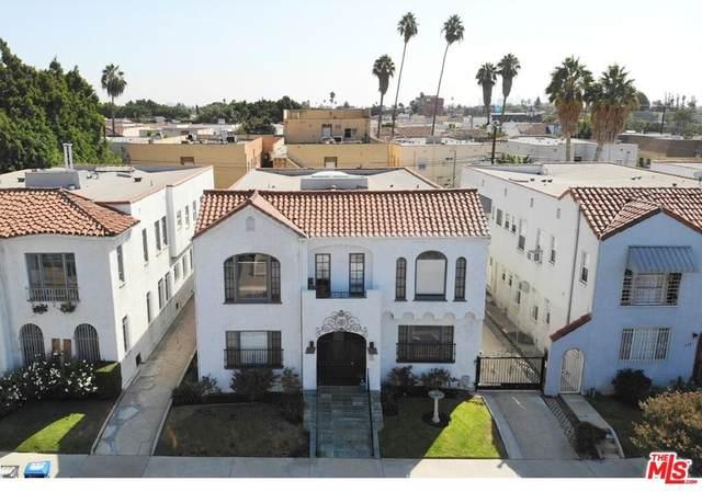 330 N Spaulding Avenue, Los Angeles (City), CA 90036 (#21783728) :: Steele Canyon Realty