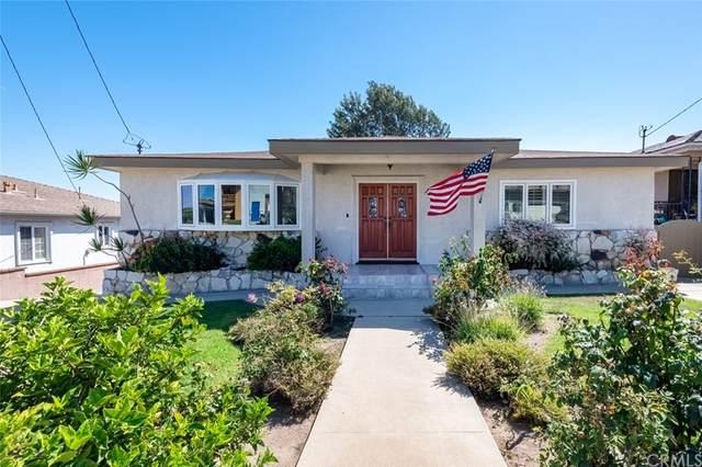 4580 W 132nd Street, Hawthorne, CA 90250 (#SB21202271) :: Frank Kenny Real Estate Team