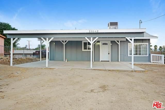 23543 Elsinore Lane, Canyon Lake, CA 92587 (#21783766) :: RE/MAX Empire Properties
