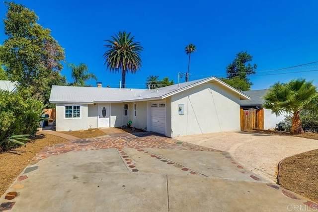 1352 S Maple Street, Escondido, CA 92025 (#NDP2110677) :: Corcoran Global Living